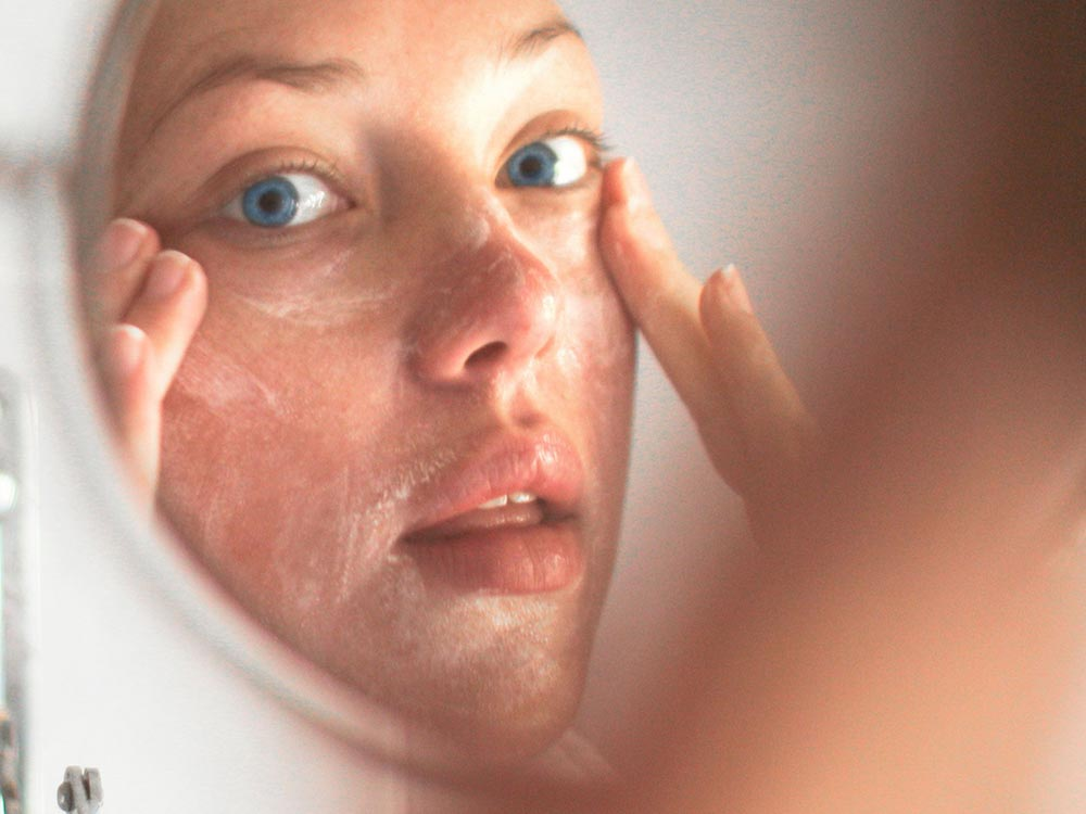 Acne skin cleansing treatments   Harley Street Dermatology Clinic