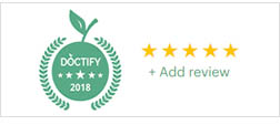 Doctify Profile Badge - Dr Natalie Attard