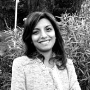 Meena Arunachalam in Black and White - Expert Dermatology Clinic in London | The Harley Street Dermatology Clinic